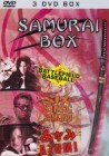 Samurai Box [3 DVDs]    (X)