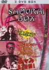 Samurai Box [3 DVDs]    (X)