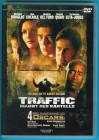Traffic - Macht des Kartells DVD Michael Douglas s. g. Zust.