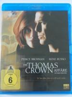 Die Thomas Crown Affäre - Pierce Brosnan, Rene Russo