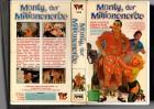 MONTY , DER MILLIONENERBE - VCL kl.Hartbox - VHS