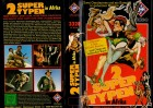 2 SUPER TYPEN IN AFRIKA - UfA gr.Hartbox - VHS