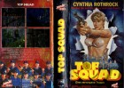 TOP SQUAD - Cynthia Rothrock - Splendid HOLOgr.Hartbox - VHS