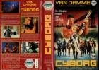 CYBORG- Jean Claude Van Damme - CANNON VMP gr.Hartbox - VHS