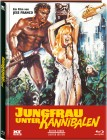 Jungfrau unter Kannibalen - Mediabook A - XT - NEU/OVP