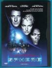 Sphere - Die Macht aus dem All DVD Snappercase Disc NEUWERig