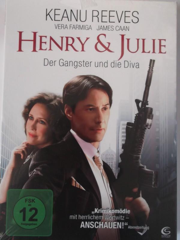Henry & Julie - Gangster und Diva - Keanu Reeves, James Caan
