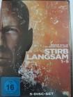Stirb Langsam 1, 2, 3, 4, 5 - 5 DVDs - Bruce Willis Sammlung