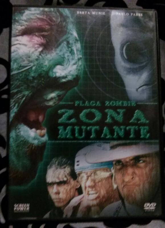 Plaga Zombie Zona Mutante Dvd Uncut (R)