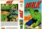 HULK - Keiner ist stärker - highlight gr.Cover ANIME - VHS