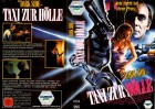 DARK SIDE - TAXI ZUR HÖLLE - CANNON VMPgr.Cover - VHS