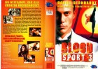 BLOOD SPORT 3 - Daniel Bernhard - NEW VISION gr.Cover - VHS
