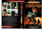 NINJA CONDORS - Alexander Lou - ARROW gr.Cover - VHS