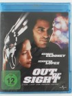Out of Sight - Gangster Lust, George Clooney, Jennifer Lopez
