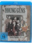 Young Guns - Western - Kiefer Sutherland, Charlie Sheen