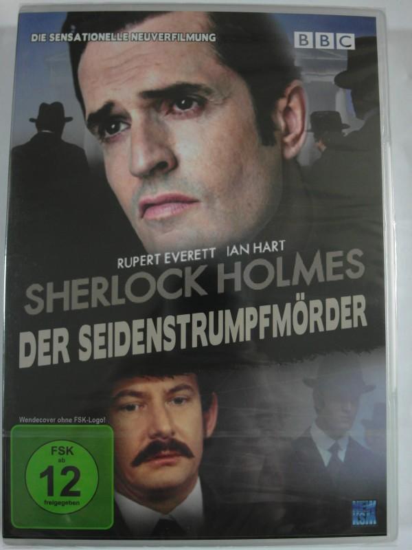 Sherlock Holmes Der Seidenstrumpfmörder