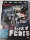 House of Fears - Gespenster Gasse - Horror Achterbahn Angst