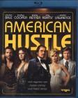 AMERICAN HUSTLE Blu-ray - Christian Bale Bradley Cooper TOP