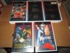 VHS - Sammlung - Astro - Maniac.....