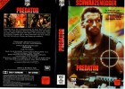 PREDATOR - CBS FOX gr.Cover Einleger - VHS