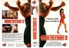 BORN TO FIGHT 2 - Cynthia Luster - Splendid gr.Cover - VHS
