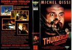THUNDERCLAP - Michel Quissi - CONDOR gr.Cover - VHS