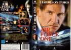 AIR FORCE ONE - Harrison Ford - TAOUCHSTONE gr.Cover -VHS
