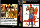DER MILLIONENFINGER - a.Cellentano -MIKE HUNTER gr.Cover-VHS