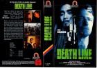 DEATH LINE - Mark Dacascos ,Rutger Hauer-ASCOT gr.Cover-VHS