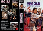 WING CHUN - Michelle Khan - CONCEPT 2000 gr.Cover - VHS