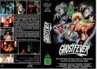 GHOSTFEVER - Sherman Hemsley - MIKE HUNTER gr.Cover - VHS