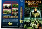 KAMPF DER KÖNIGE 1 - Limar Film gr.Cover - VHS