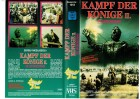 KAMPF DER KÖNIGE 2 - Limar Film gr.Cover - VHS