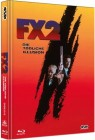 FX 2 F/X 2 - Mediabook B (Blu Ray+DVD) NSM - NEU/OVP