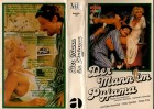 DER MANN IM PYJAMA - SOFT EROTIK - atlas gr.Hartbox - VHS