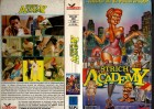 STRICH ACADEMY - SOFT EROTIK - CONDOR gr.Hartbox - VHS