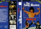 THE YOUNG MASTERS - Dragon Lee - SPITFIRE gr.Hartbox - VHS