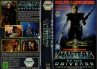 MASTERS OF THE UNIVERSE - CANNON VMP gr.Hartbox - VHS