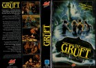 DIE GRUFT - HIT film gr.Hartbox - VHS