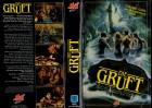 DIE GRUFT - HIT film gr.Hartbox - VHS