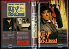 THE KEY-DER SCHLÜSSEL -EUROVIDEO gr.Verschweister Coverb-VHS