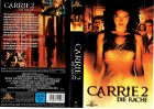 CARRIE 2 - DIE RACHE - MGM gr.Cover - VHS