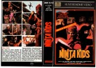 NINJA KIDS - Alexander Lou - MIKE HUNTER gr.Cover - VHS