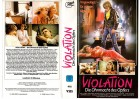 VIOLATION - Die Ohnmacht des Opfers - Select gr.Cover - VHS