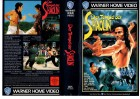 DER TEMPEL DER SHAOLIN - Ti Lung - WARNER  gr.Cover - VHS