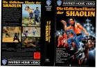 DIE TÖDLICHEN FÄUSTE DER SHAOLIN - WARNER  gr.Cover - VHS
