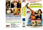 DAS VERRÜCKTE POLIZEIREVIER-Edwige Fenech- JOY kr.Cover -VHS