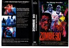 ZOMBIE 90 - EXTREME PESTILENCE - Real Gore gr.Cover -VHS