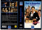 FUN IN ACAPULCO - Elvis Presley - Screen VPS gr.Cover -VHS