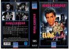 KING CREOLE - Elvis Presley-Screen VPS gr.Cover - VHS